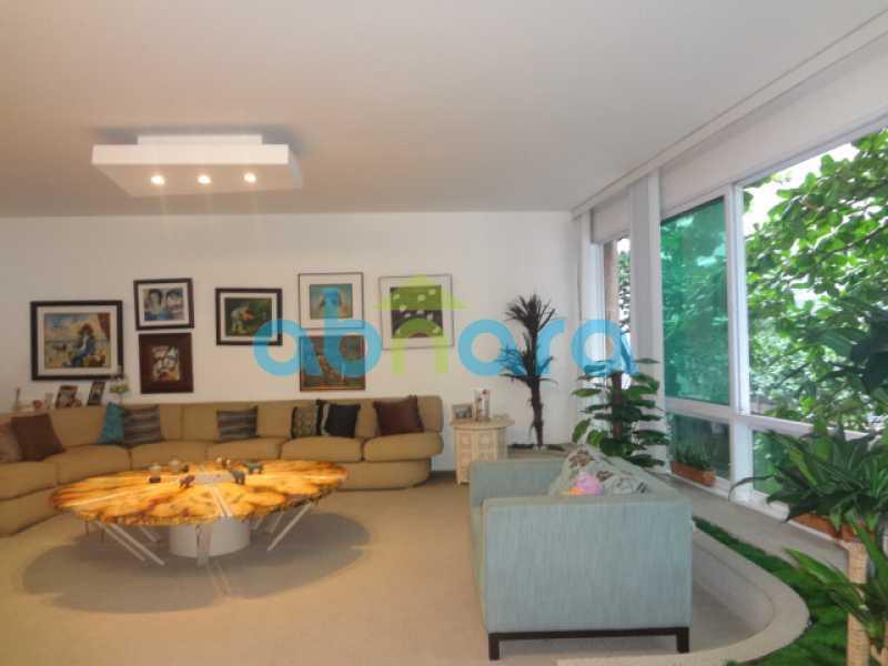 3 - Apartamento À Venda - Copacabana - Rio de Janeiro - RJ - CPAP40169 - 4