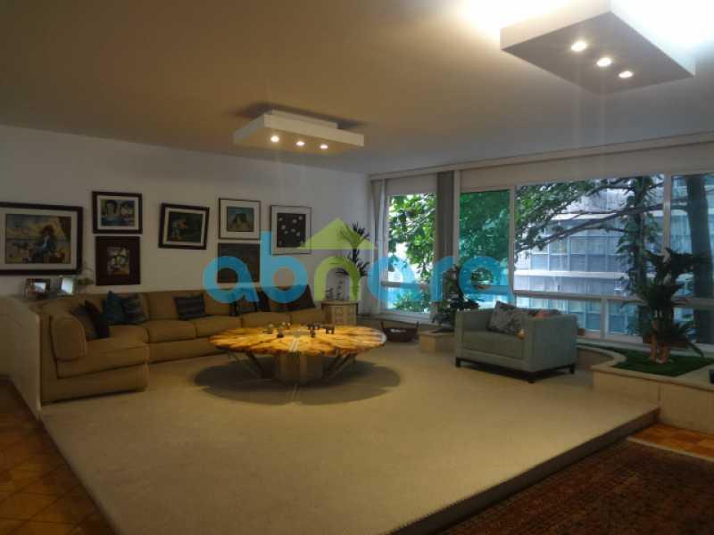 5 - Apartamento À Venda - Copacabana - Rio de Janeiro - RJ - CPAP40169 - 6
