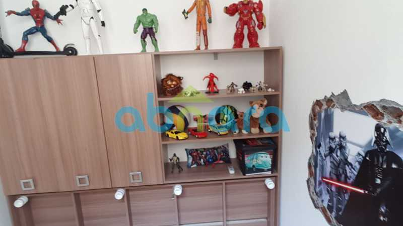 14 - Apartamento 2 quartos à venda Leblon, Rio de Janeiro - R$ 1.050.000 - CPAP20253 - 15