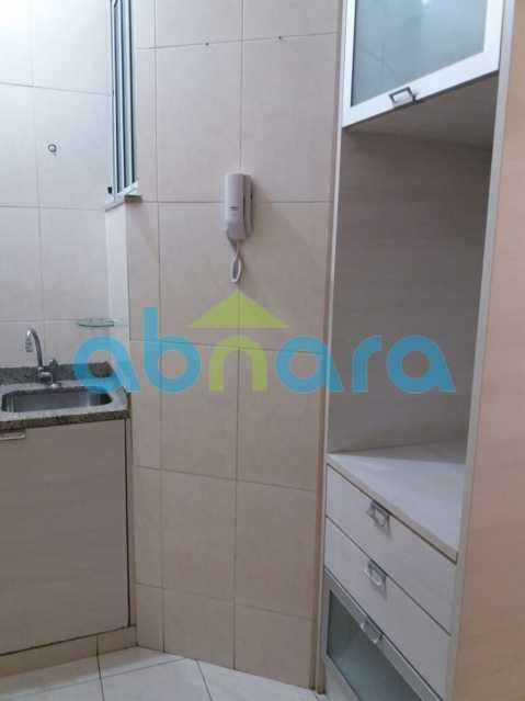 6 - Apartamento Copacabana, Rio de Janeiro, RJ À Venda, 1 Quarto, 38m² - CPAP10155 - 7
