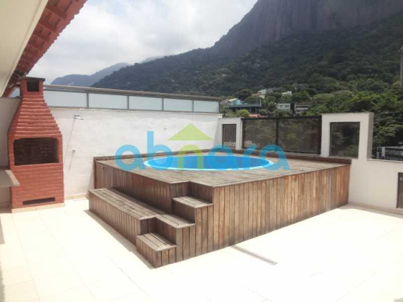 30 - Cobertura Jardim Botânico,Rio de Janeiro,RJ À Venda,3 Quartos,230m² - CPCO30041 - 1
