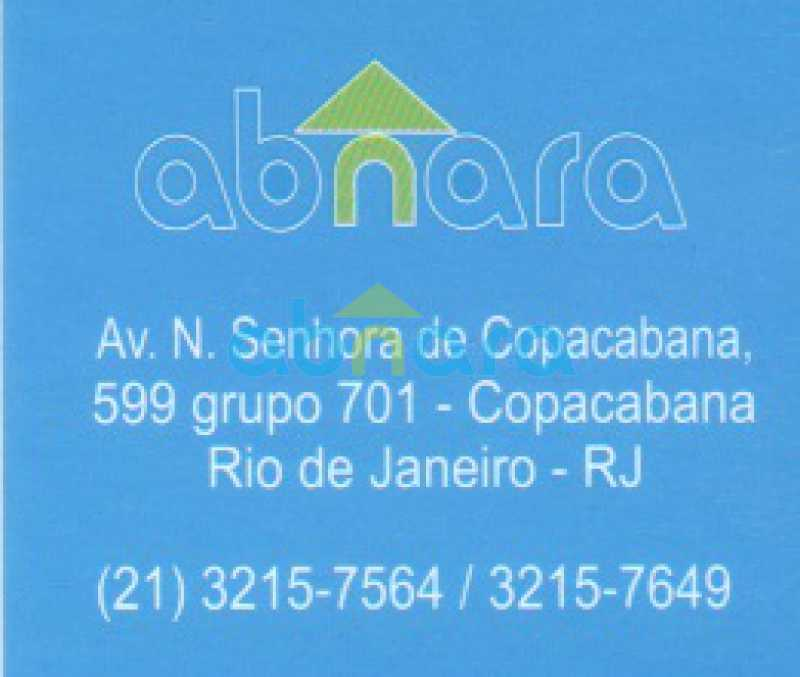 logo - Apartamento Ipanema, Rio de Janeiro, RJ À Venda, 2 Quartos, 75m² - CPAP20264 - 1