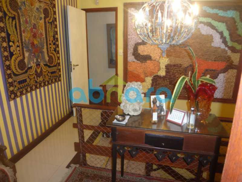 11 - Casa 4 quartos à venda São Conrado, Rio de Janeiro - R$ 6.500.000 - CPCA40006 - 7