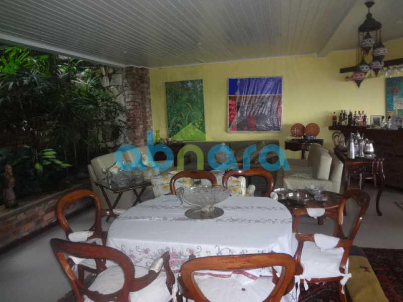 14 - Casa 4 quartos à venda São Conrado, Rio de Janeiro - R$ 6.500.000 - CPCA40006 - 4