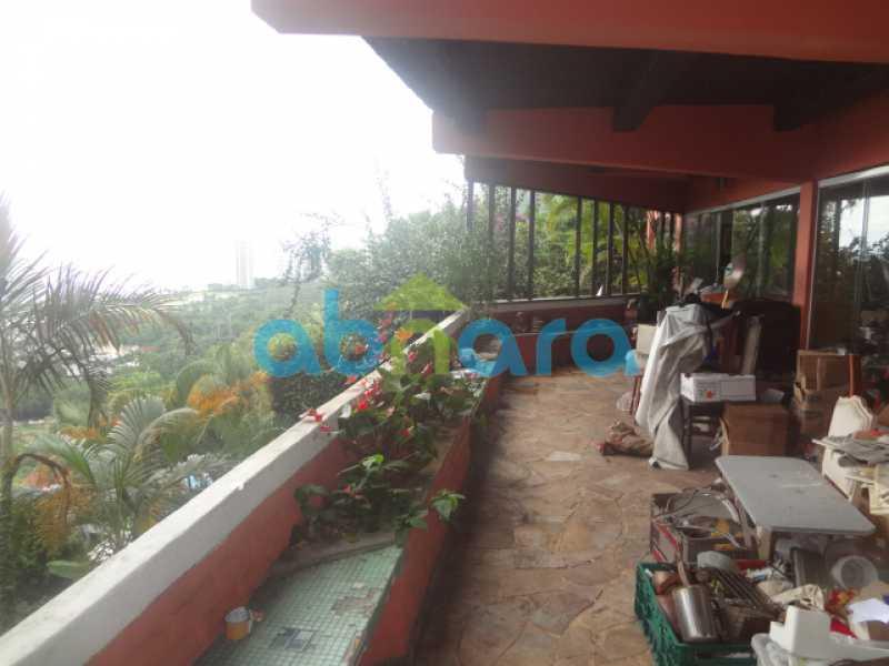 36 - Casa 4 quartos à venda São Conrado, Rio de Janeiro - R$ 6.500.000 - CPCA40006 - 19