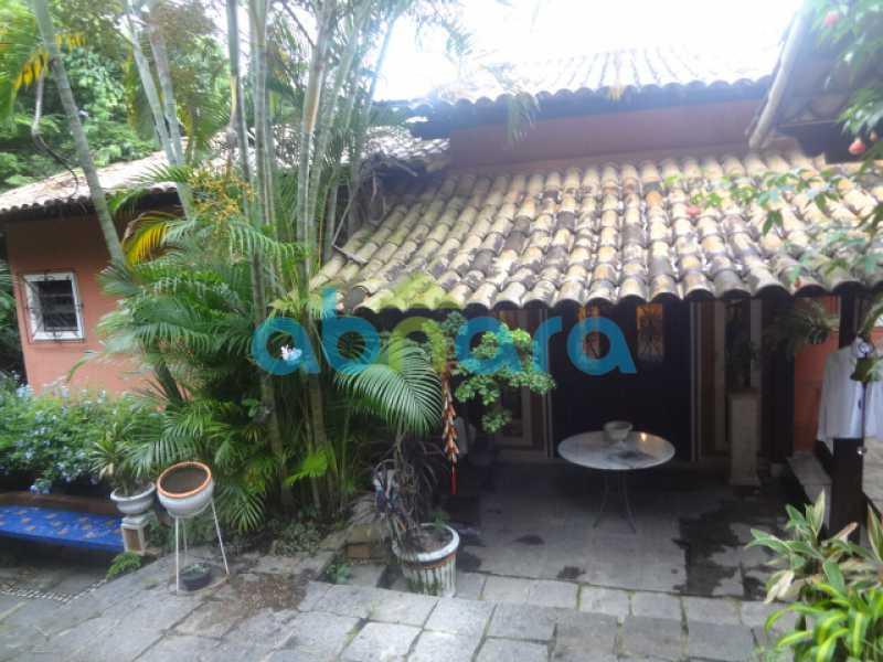 DSC00199 - Casa 4 quartos à venda São Conrado, Rio de Janeiro - R$ 6.500.000 - CPCA40006 - 30