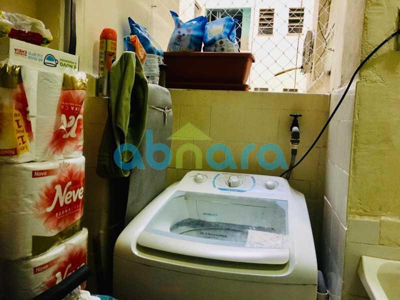 16. - Apartamento 3 quartos à venda Leme, Rio de Janeiro - R$ 1.200.000 - CPAP30452 - 17