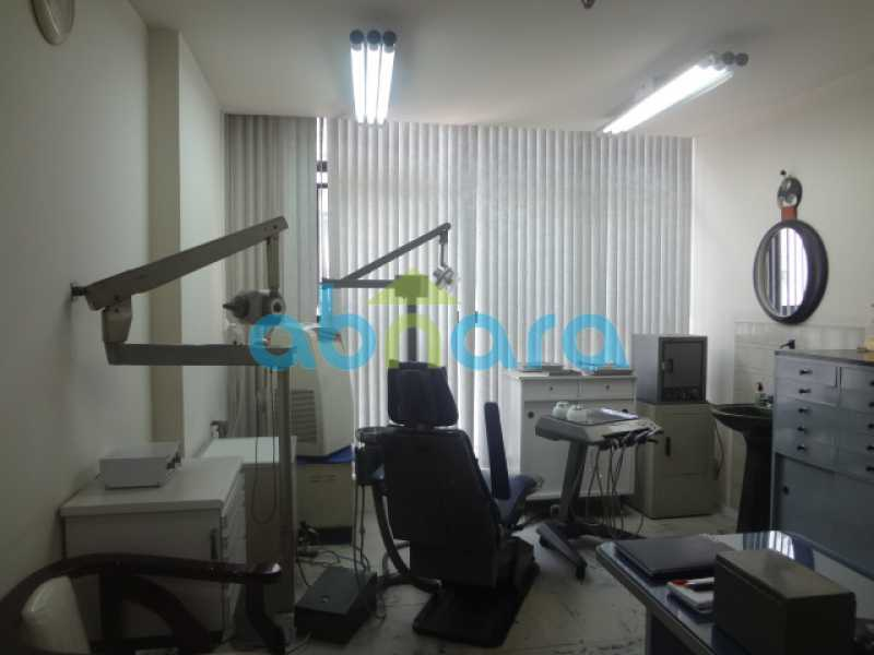 DSC01095 - Sala Comercial À Venda - Copacabana - Rio de Janeiro - RJ - CPSL00026 - 6