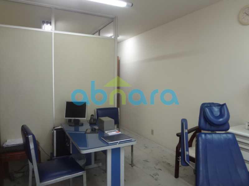 DSC01098 - Sala Comercial À Venda - Copacabana - Rio de Janeiro - RJ - CPSL00026 - 9
