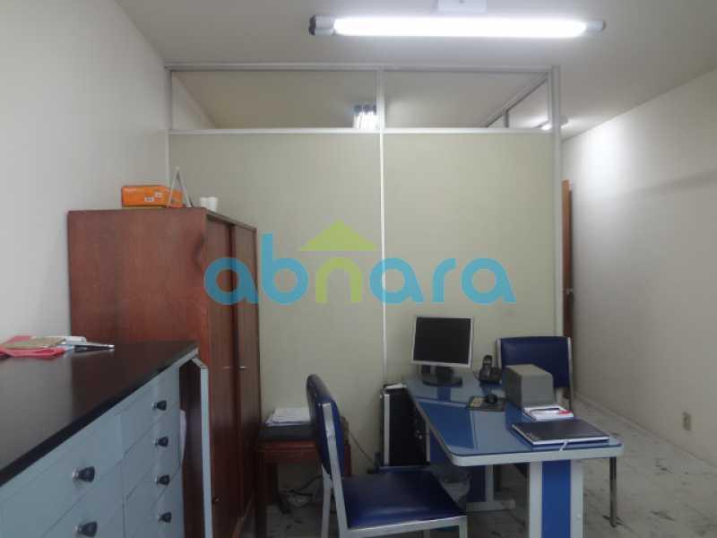 DSC01099 - Sala Comercial À Venda - Copacabana - Rio de Janeiro - RJ - CPSL00026 - 10