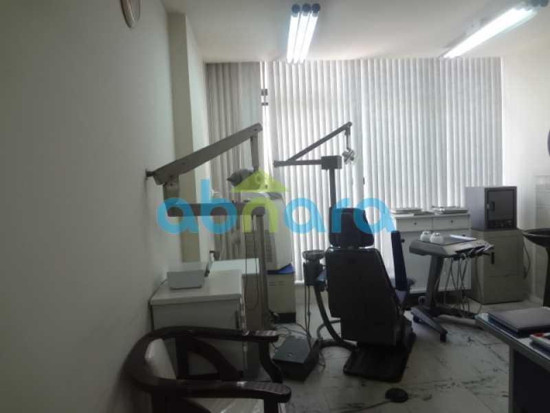 DSC01101 - Sala Comercial À Venda - Copacabana - Rio de Janeiro - RJ - CPSL00026 - 12