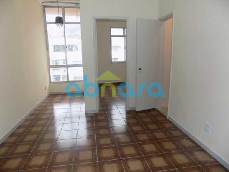 1 - Apartamento Copacabana, Rio de Janeiro, RJ À Venda, 1 Quarto, 48m² - CPAP10174 - 1
