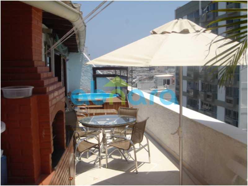 1 - Cobertura Para Alugar - Copacabana - Rio de Janeiro - RJ - CPCO50012 - 1