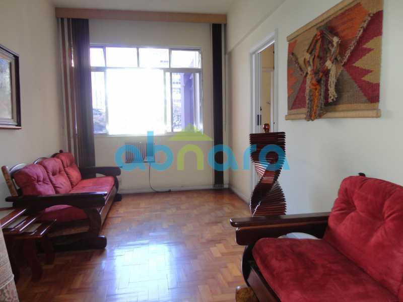 1 - Apartamento 2 quartos à venda Leblon, Rio de Janeiro - R$ 1.250.000 - CPAP20301 - 1