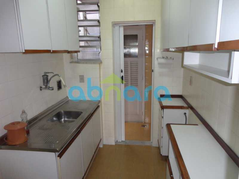 10 - Apartamento À Venda - Leblon - Rio de Janeiro - RJ - CPAP20302 - 11
