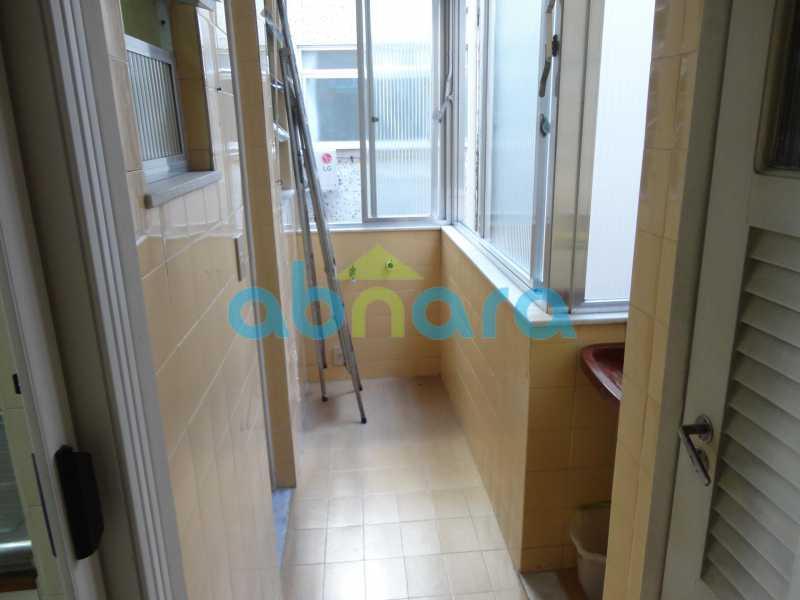 12 - Apartamento À Venda - Leblon - Rio de Janeiro - RJ - CPAP20302 - 15