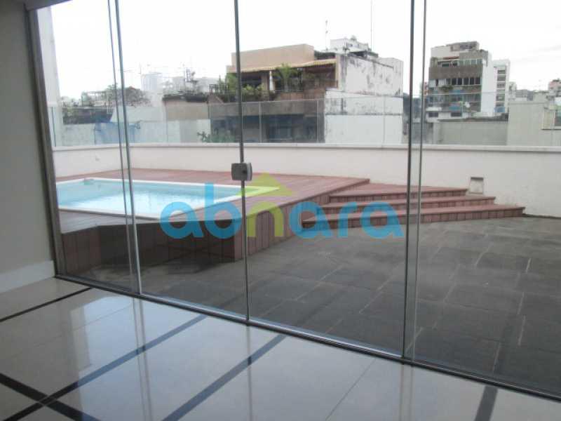 IMG_5738 - Cobertura À Venda - Ipanema - Rio de Janeiro - RJ - CPCO40042 - 19