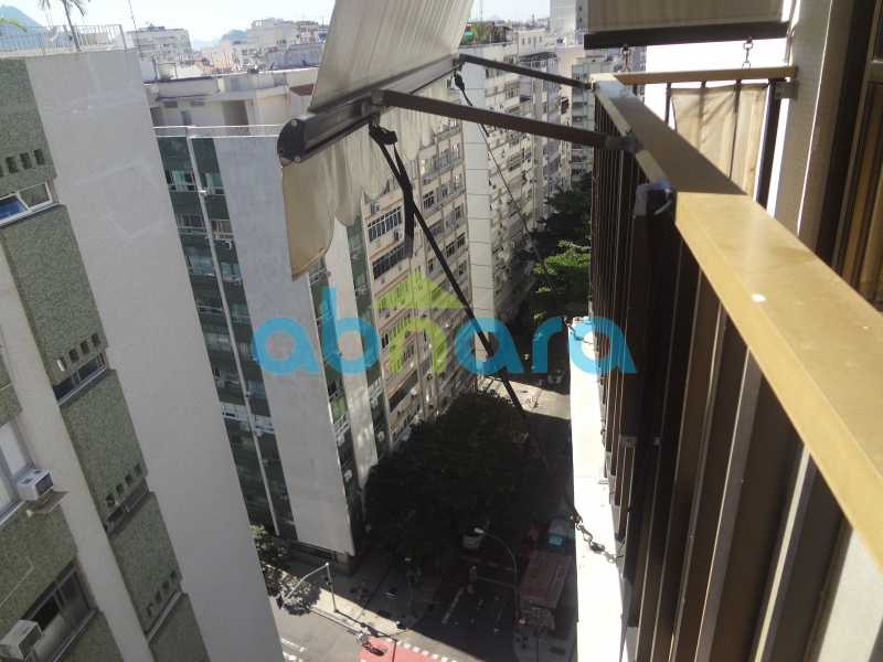 2b - Flat Copacabana, Rio de Janeiro, RJ À Venda, 2 Quartos, 70m² - CPFL20005 - 6