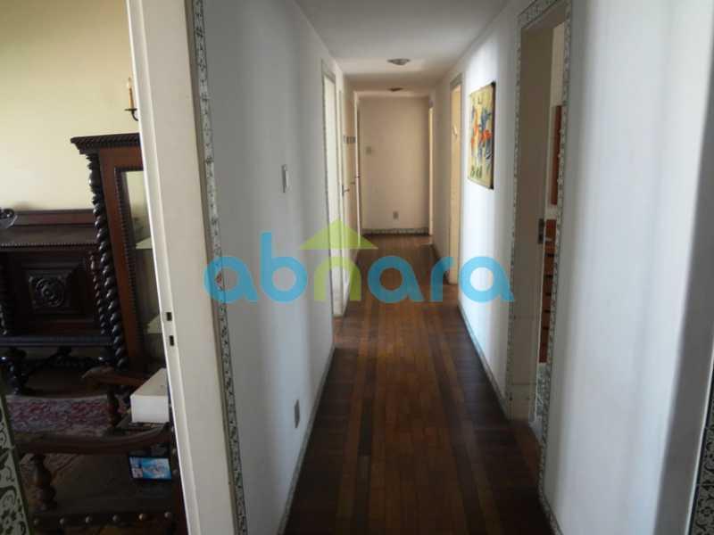6 - Apartamento Leme, Rio de Janeiro, RJ À Venda, 4 Quartos, 230m² - CPAP40199 - 7