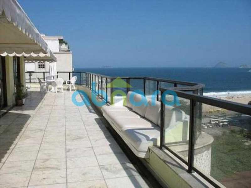 IMG_9457 - Cobertura Para Alugar - Copacabana - Rio de Janeiro - RJ - CPCO30050 - 1