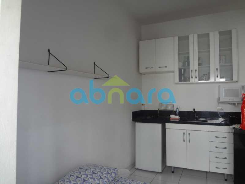 DSC04924 - Kitnet/Conjugado 22m² À venda Botafogo, Rio de Janeiro - R$ 357.000 - CPKI10116 - 4