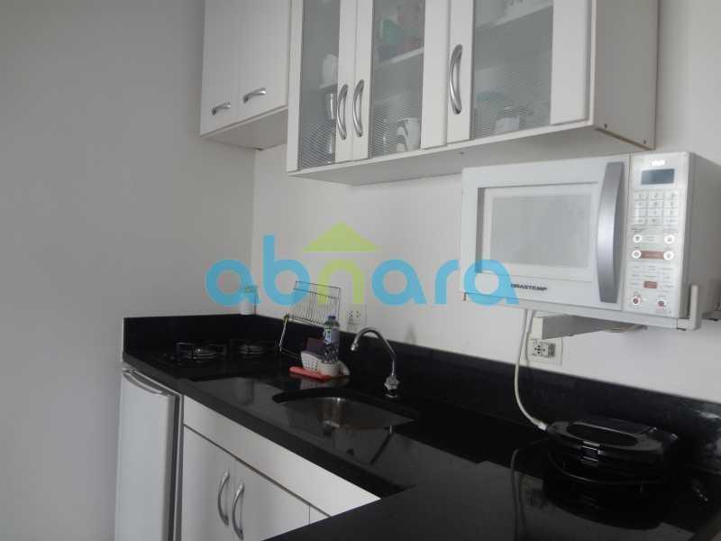 DSC04927 - Kitnet/Conjugado 22m² À venda Botafogo, Rio de Janeiro - R$ 357.000 - CPKI10116 - 6