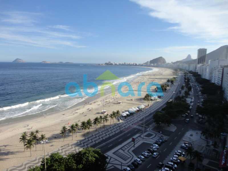 1 - Apartamento À Venda - Copacabana - Rio de Janeiro - RJ - CPAP40206 - 1