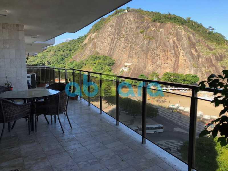 3. - Apartamento À Venda - Copacabana - Rio de Janeiro - RJ - CPAP40206 - 4