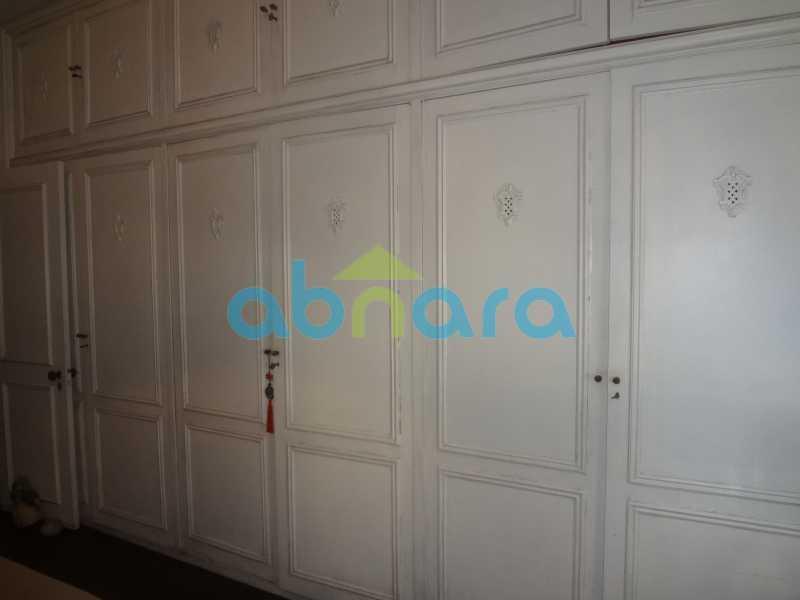 DSC06036 - Apartamento Copacabana, Rio de Janeiro, RJ À Venda, 4 Quartos, 305m² - CPAP40213 - 18