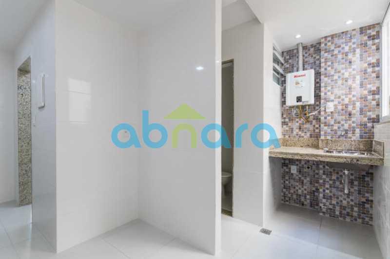 fotos-11 - 2 Quartos. 75 m2 - Leme - Com 1 Vaga - CPAP20367 - 12