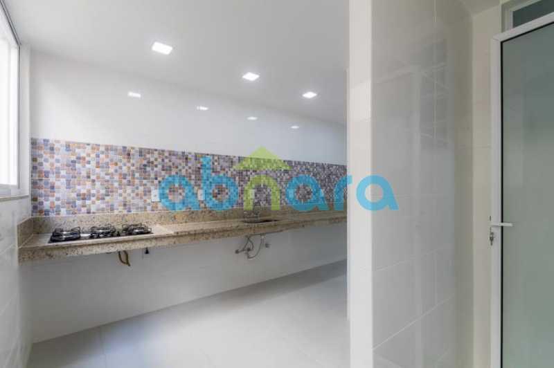 fotos-16 - 2 Quartos. 75 m2 - Leme - Com 1 Vaga - CPAP20367 - 17