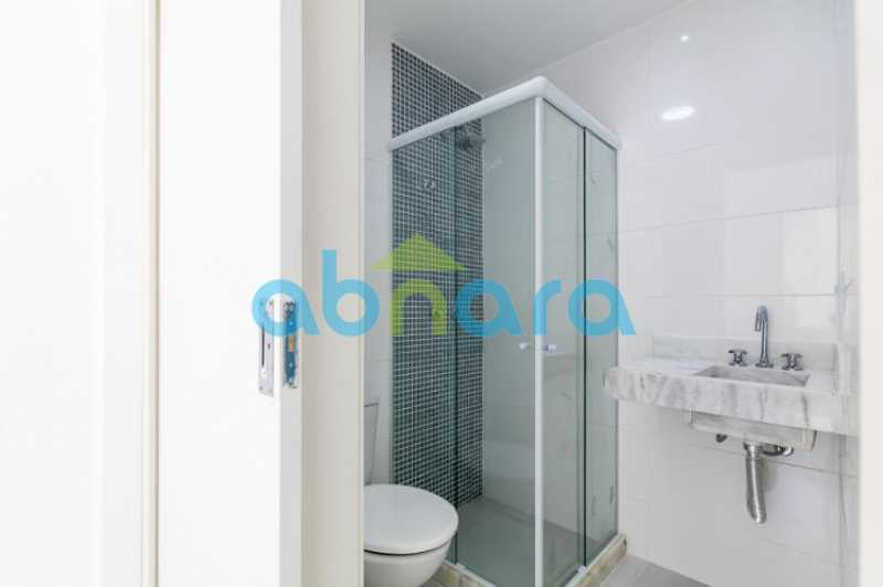 fotos-30 - 2 Quartos. 75 m2 - Leme - Com 1 Vaga - CPAP20367 - 31