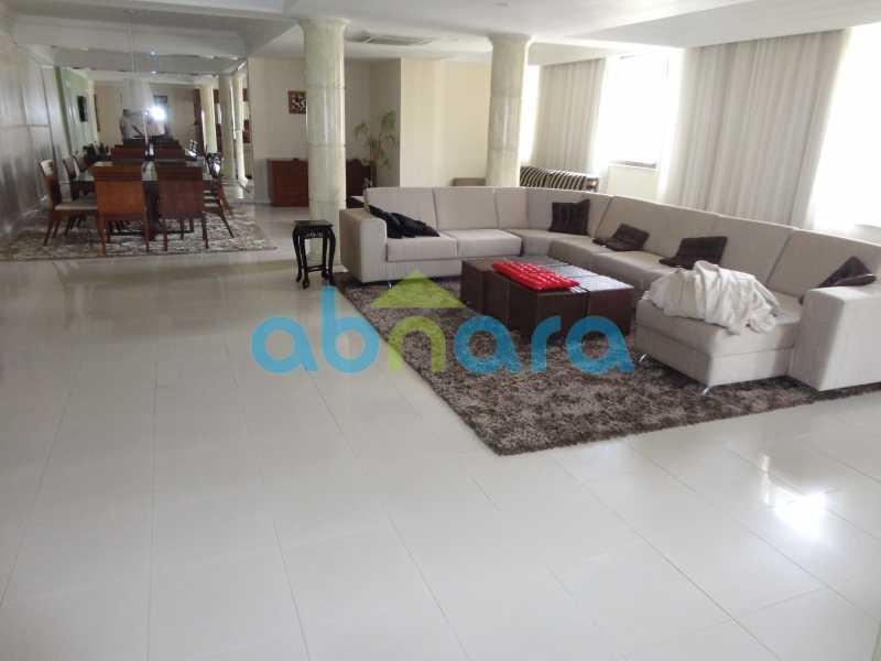4 - Cobertura Copacabana, Rio de Janeiro, RJ Para Alugar, 6 Quartos, 600m² - CPCO60005 - 5