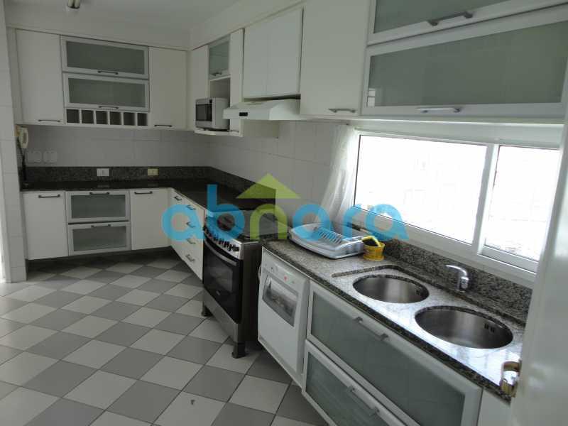 18 - Cobertura Para Alugar - Copacabana - Rio de Janeiro - RJ - CPCO60005 - 19