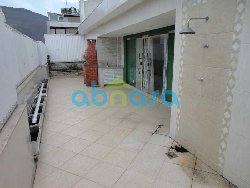 19 - Cobertura Para Alugar - Copacabana - Rio de Janeiro - RJ - CPCO60005 - 20