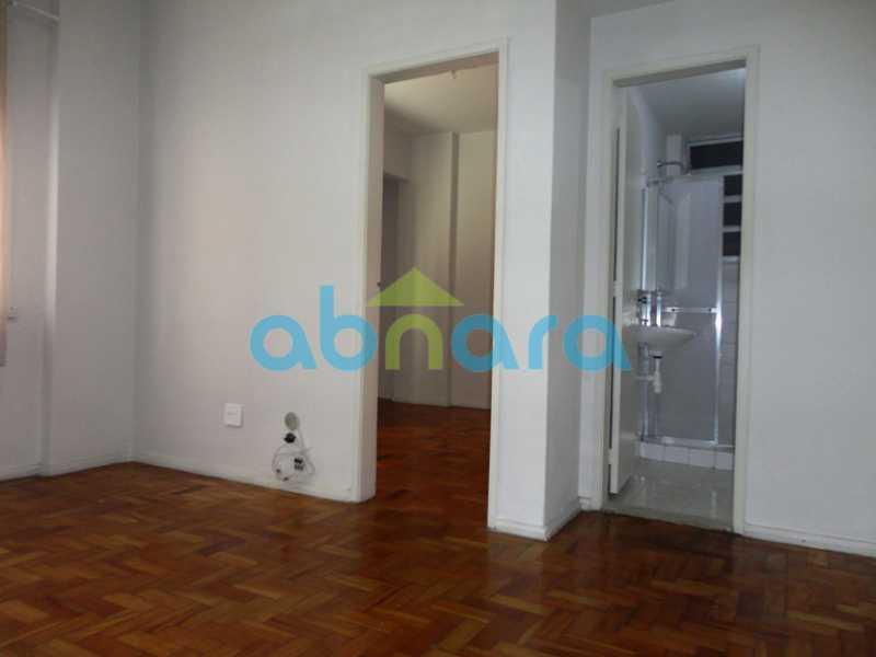 2 - Apartamento Catete, Rio de Janeiro, RJ À Venda, 1 Quarto, 40m² - CPAP10217 - 1