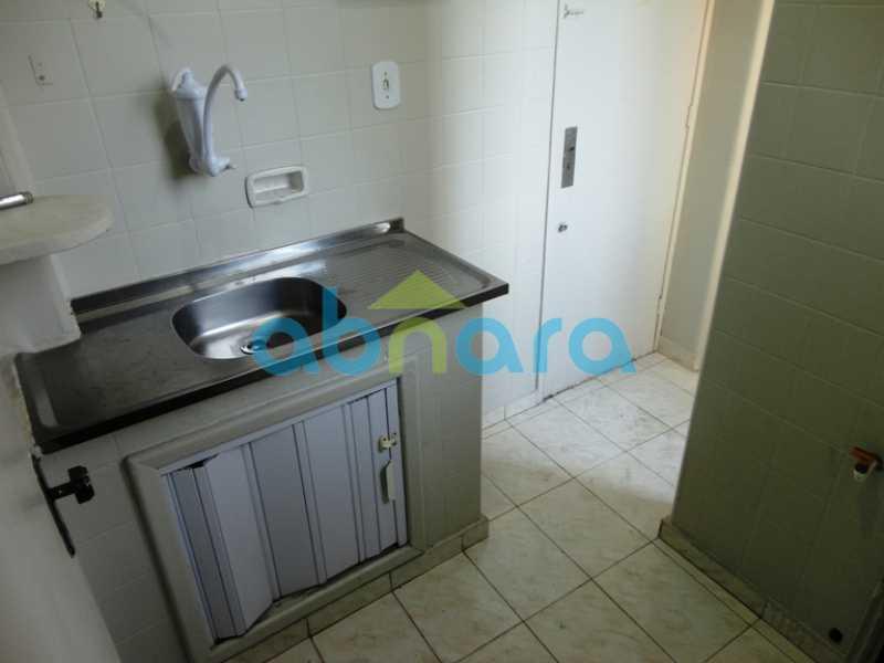 8 - Apartamento Catete, Rio de Janeiro, RJ À Venda, 1 Quarto, 40m² - CPAP10217 - 7