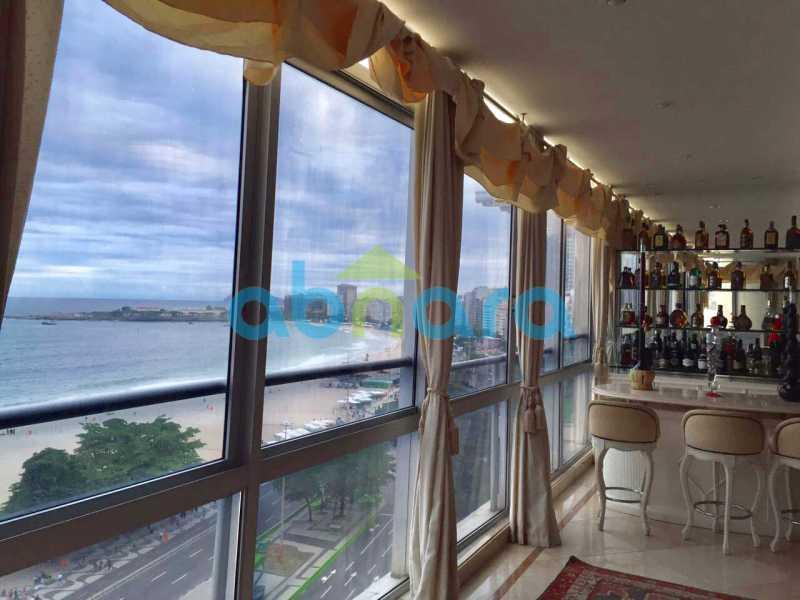 4. - Cobertura 4 quartos à venda Copacabana, Rio de Janeiro - R$ 12.000.000 - CPCO40045 - 5