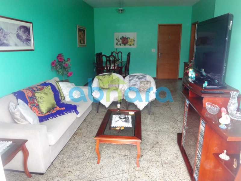 3 - Apartamento Lagoa, Rio de Janeiro, RJ À Venda, 3 Quartos, 129m² - CPAP30599 - 4
