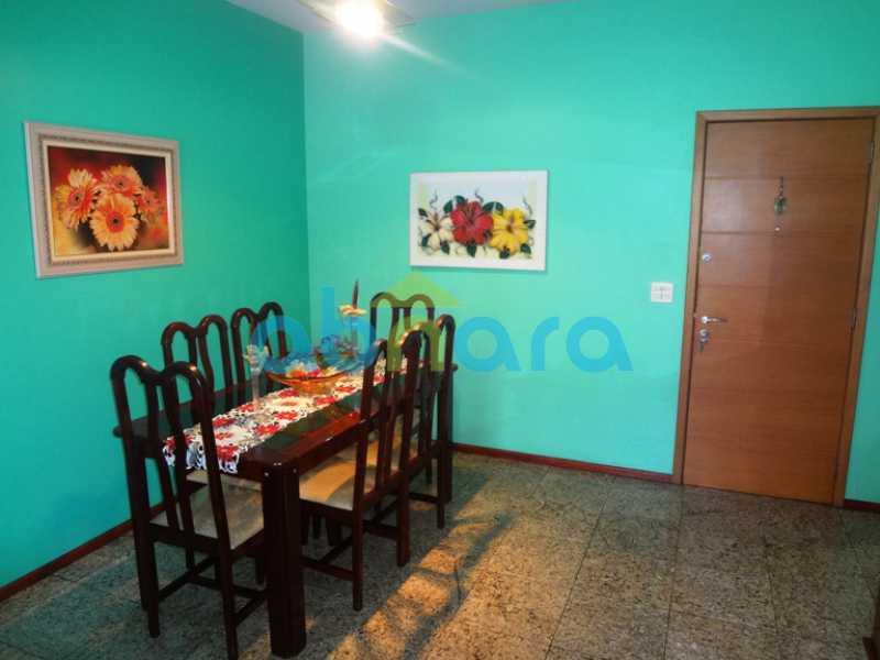 4 - Apartamento Lagoa, Rio de Janeiro, RJ À Venda, 3 Quartos, 129m² - CPAP30599 - 5