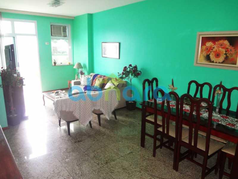 5 - Apartamento Lagoa, Rio de Janeiro, RJ À Venda, 3 Quartos, 129m² - CPAP30599 - 6