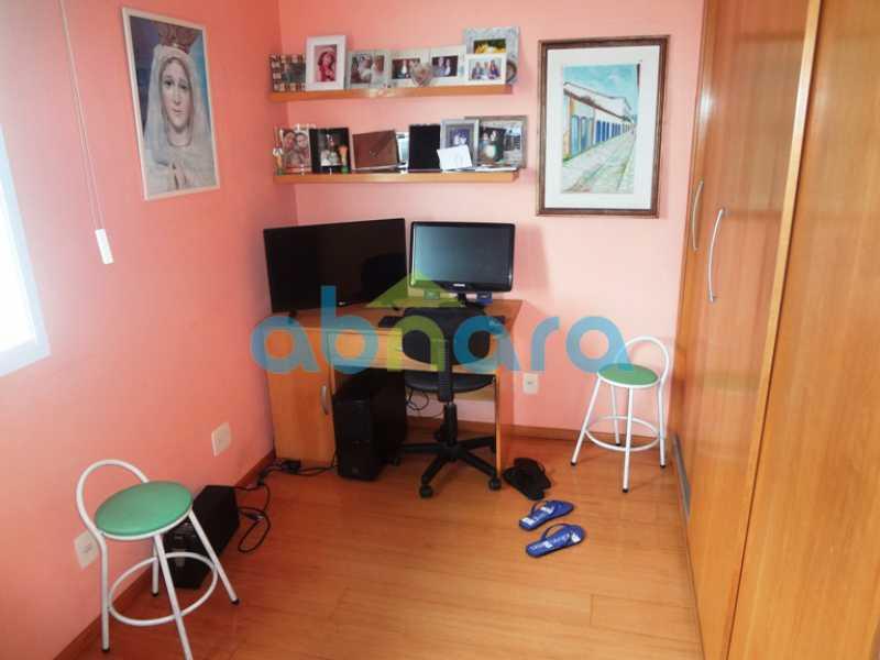 7 - Apartamento Lagoa, Rio de Janeiro, RJ À Venda, 3 Quartos, 129m² - CPAP30599 - 8