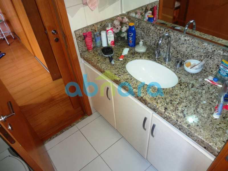 9 - Apartamento Lagoa, Rio de Janeiro, RJ À Venda, 3 Quartos, 129m² - CPAP30599 - 10
