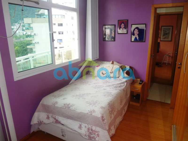 11 - Apartamento Lagoa, Rio de Janeiro, RJ À Venda, 3 Quartos, 129m² - CPAP30599 - 12