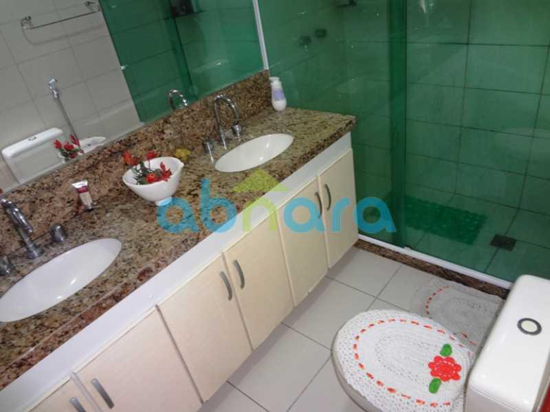 17 - Apartamento Lagoa, Rio de Janeiro, RJ À Venda, 3 Quartos, 129m² - CPAP30599 - 18
