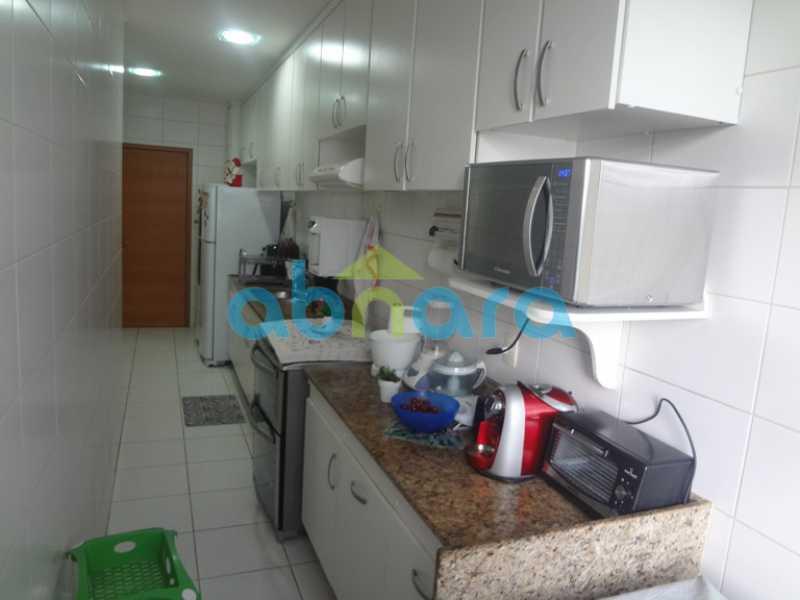 19 - Apartamento Lagoa, Rio de Janeiro, RJ À Venda, 3 Quartos, 129m² - CPAP30599 - 20