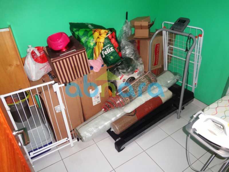 21 - Apartamento Lagoa, Rio de Janeiro, RJ À Venda, 3 Quartos, 129m² - CPAP30599 - 22