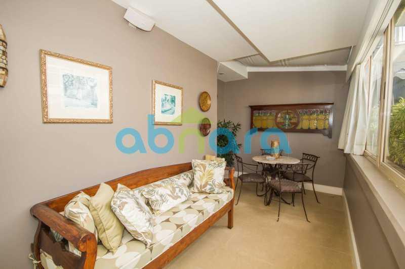 IMG_4709 - Apartamento À Venda - Copacabana - Rio de Janeiro - RJ - CPAP30613 - 19