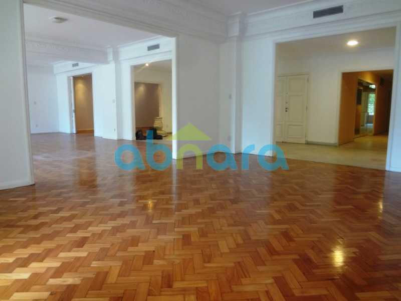 1 - Apartamento 4 quartos à venda Flamengo, Rio de Janeiro - R$ 2.500.000 - CPAP40227 - 1