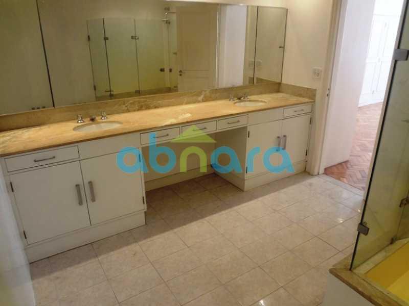 10 - Apartamento 4 quartos à venda Flamengo, Rio de Janeiro - R$ 2.500.000 - CPAP40227 - 11